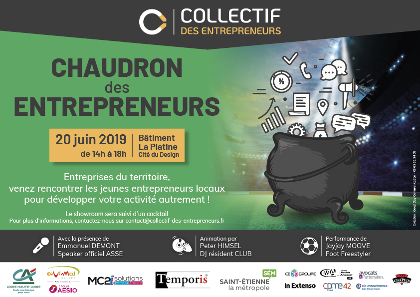 Showroom des entrepreneurs